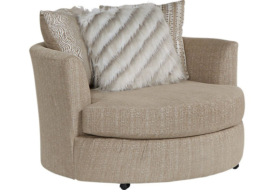 Groovy Thessaly Beige Swivel Chair In 2019 Dtsp Swivel Chair Bralicious Painted Fabric Chair Ideas Braliciousco