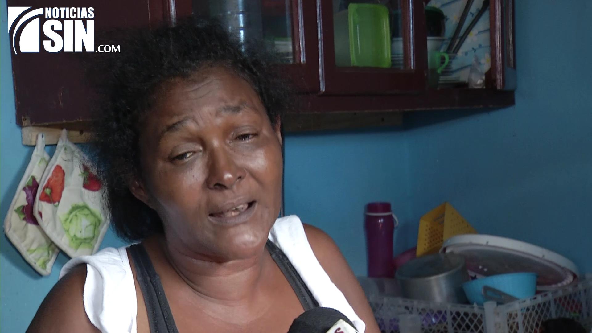 Joven atropella niña de 7 años en Santo Domingo Este y se da a la fuga