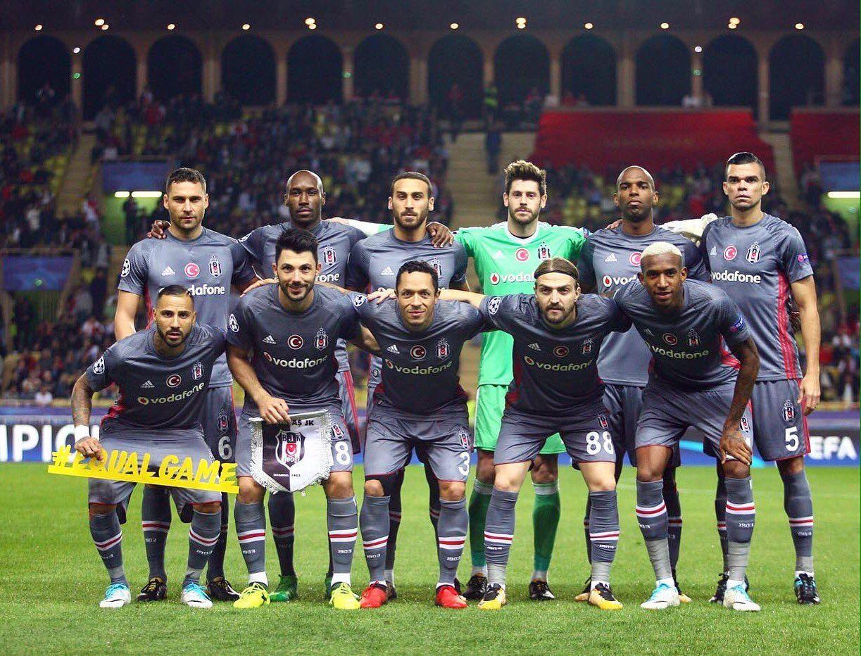 RT @gencensartrabzn: Şampiyonlar ligi 3. Maçında da alnının akıyla çıkan #Beşiktaş ı tebrik ediyoruz. https://t.co/DiU07C96lO