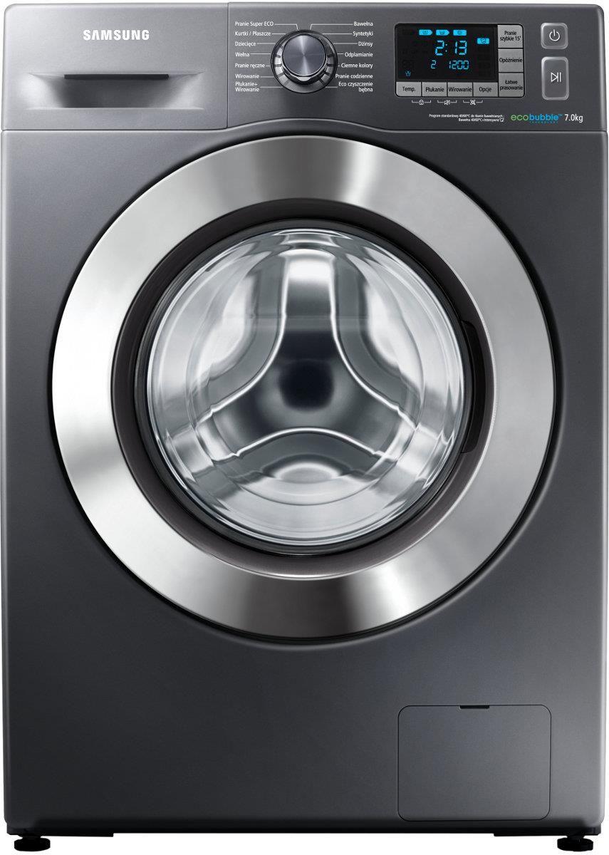 Pralka Samsung Eco Bubble Wf70f5e5w2x Zdj Cie 1 Mieszkanie  ~ Electrodomesticos El Corte Ingles Lavadoras