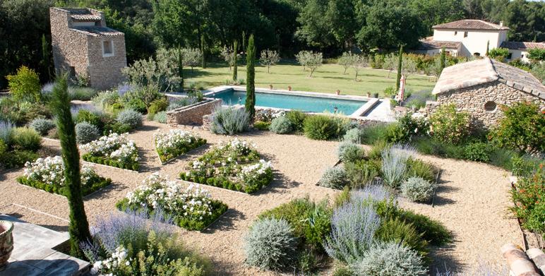 jardin priv proven al saint cannat 13 architecte paysagiste thomas gentilini cr ation et. Black Bedroom Furniture Sets. Home Design Ideas