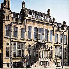 Het voormalige De Utrecht (verzekeringsmaatschappij) aan de Catharijnesingel