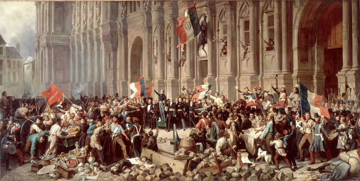 french revolution and moral order among nations as the infection of the ideologues and their murderous ideological regimes sp throughout the civilized world essay