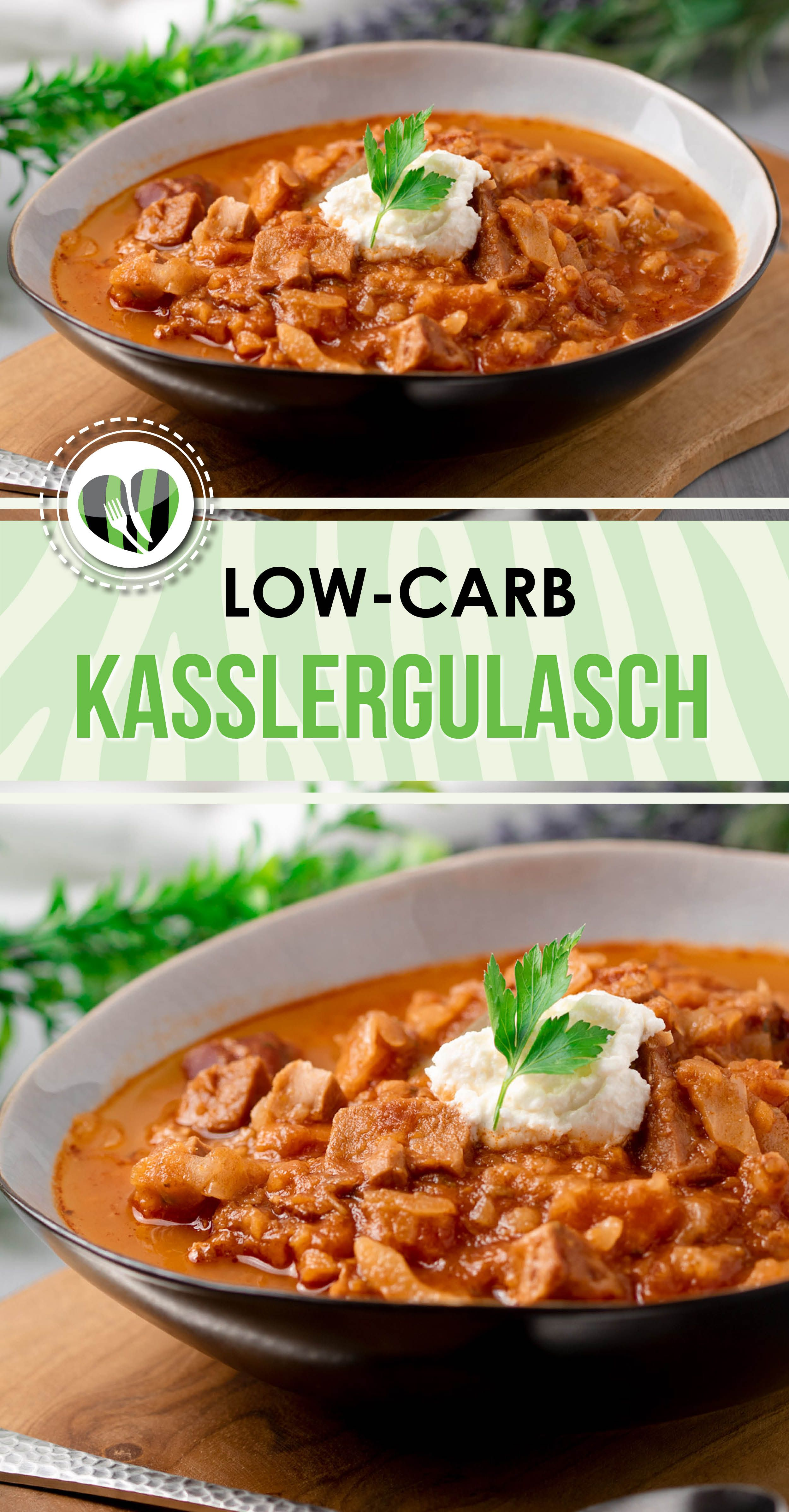 Delicious Kasslergulasch – Low Carb – LCHF – KETO