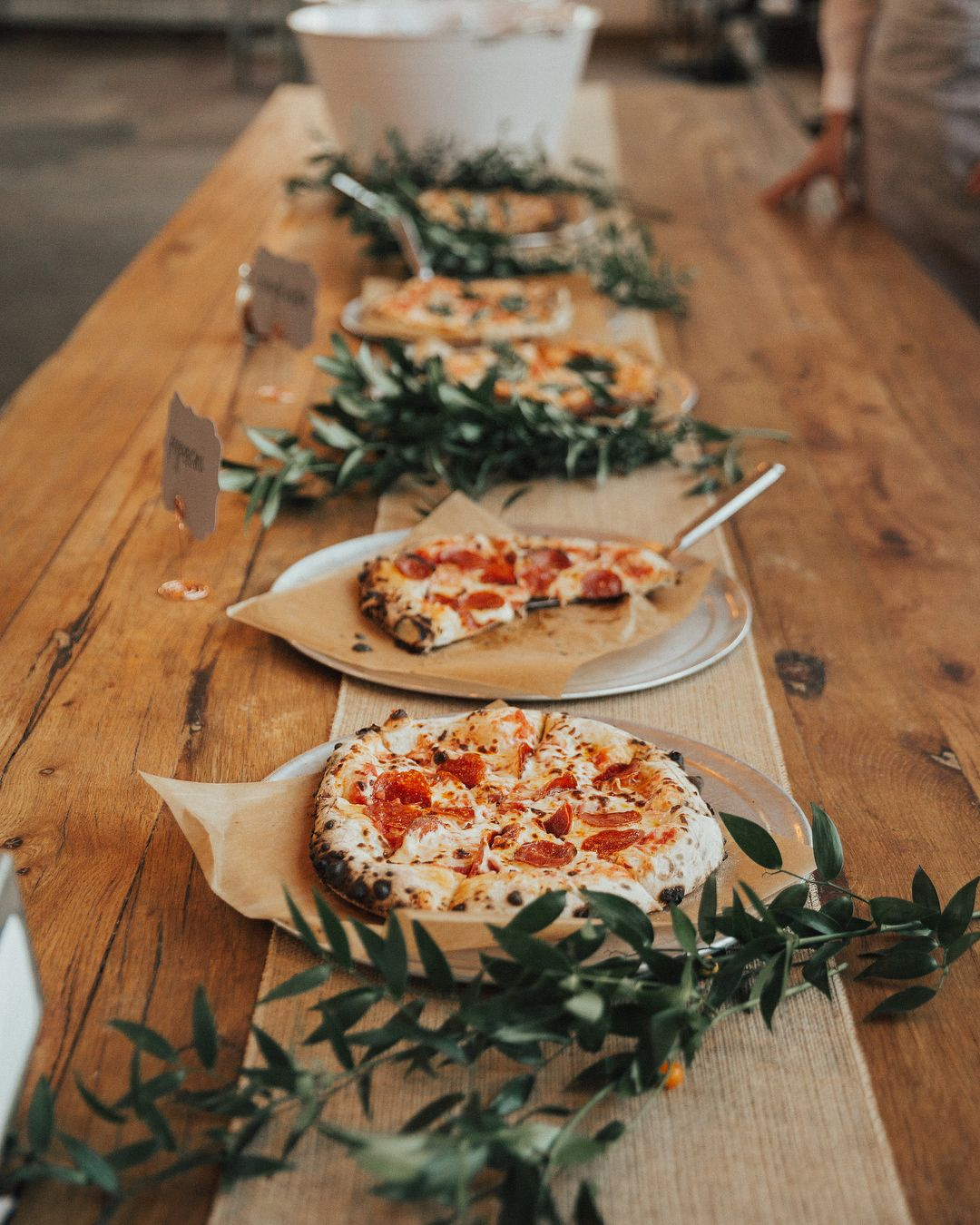 Caitlyn Cope On Instagram I Posted Some Of My Favorite Photos From This Lovely Day On My Website Today Taliaphotography Pizza Wedding