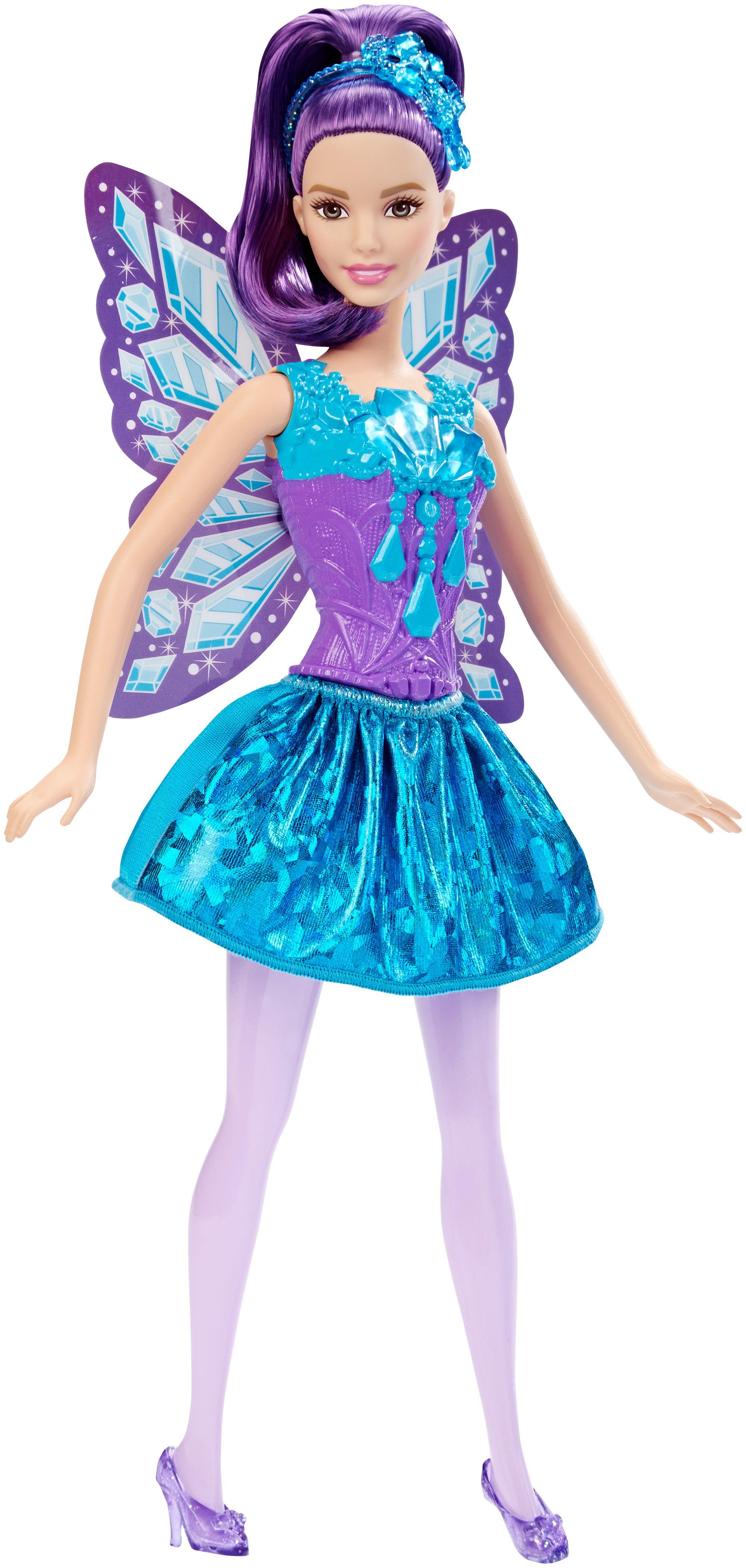 Barbie Fairy Gem Fashion Doll