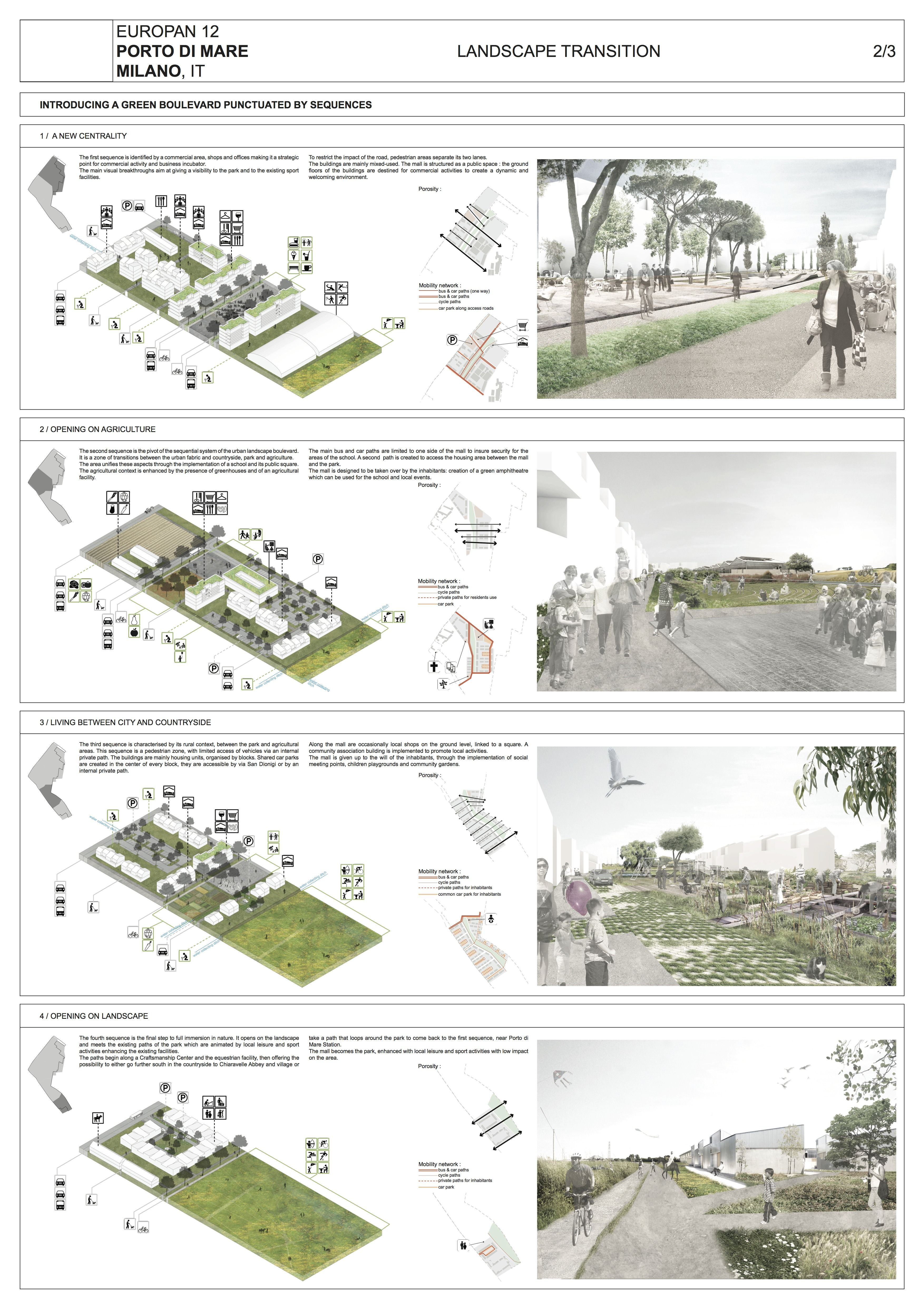 1000 Images About Coupes Axo Bloc Diagramme On Pinterest