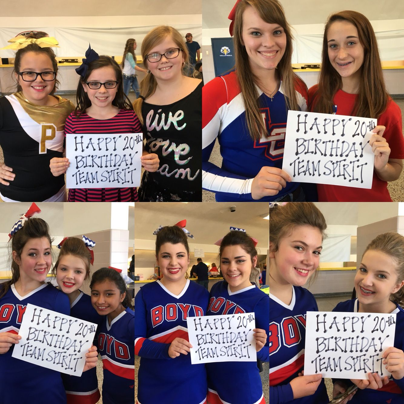 We LOVE Our CUSTOMERS! Image By The Team Spirit Shop, Inc