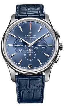 Zenith El Primero Captain Chronograph SS 03.2116.400/51.C700