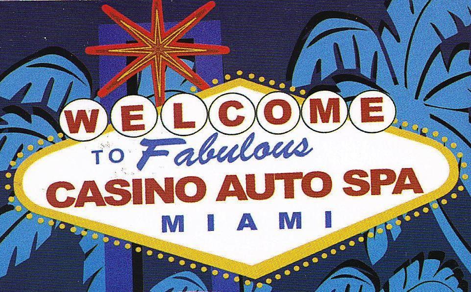 Casino Auto Spa Miami Miami Premier Car Wash Casino
