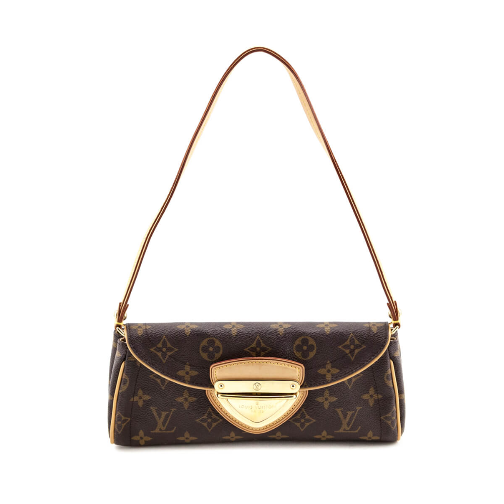 Louis Vuitton Monogram Beverly Clutch