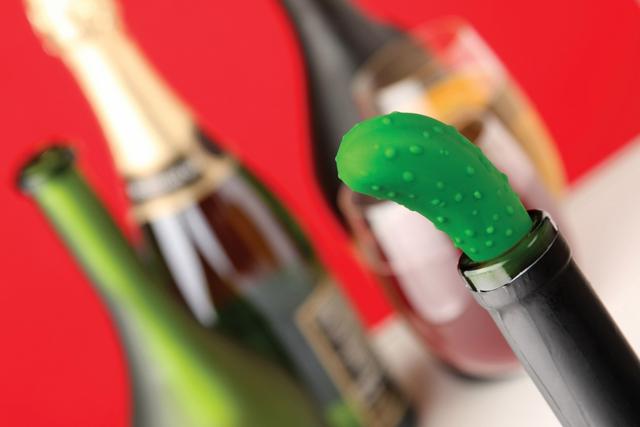 pickle bottle stopper | TheGregoryProject