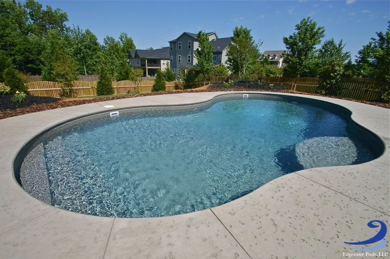 Delicieux View Edgewater Pools, Vinyl Liner Pool Design Photos, Including Geometric  And Natural Shaped Designs.