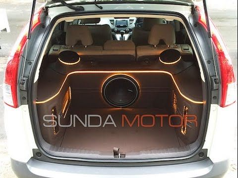 How To Install Speakers In A 2004 Honda Crv Tutorial Youtube Honda Crv Audio Design Honda
