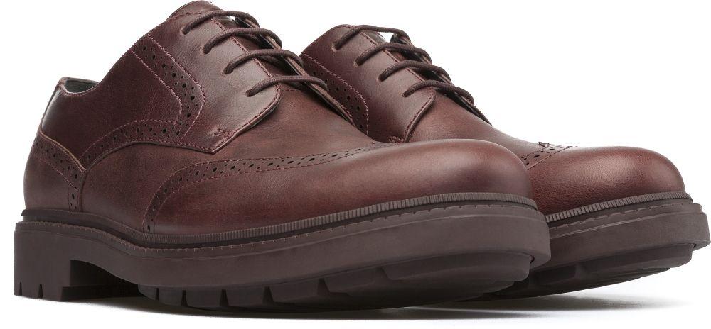 4d1a4daeb89 Camper Hardwood K100013-006 Zapatos de vestir Hombre. Tienda Oficial Online  España