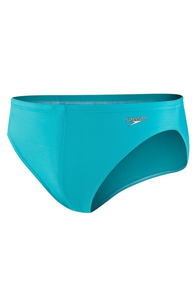 0eb11c3274 Speedo Men's Swimwear Solid Solar 1