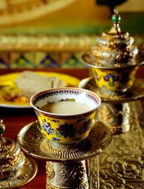 Tibet Songtsan Travel — Dont forget to taste tibetan Tea | Drinking tea,  Butter tea, Tea