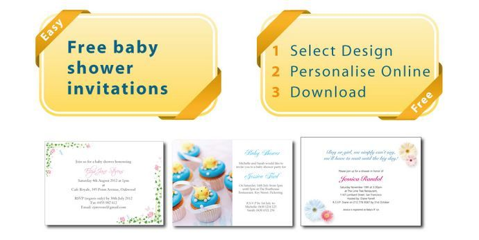 free baby shower invitations baby shower create your own