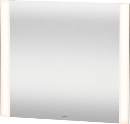Light And Mirror Mirror With Lighting Lm7866 Duravit Mirror With Lights Mirror Wall Mounted Mirror