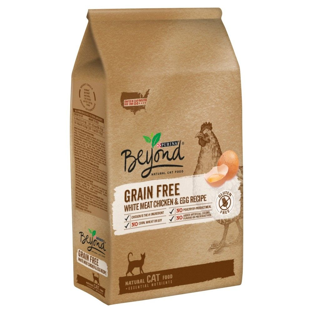 Purina Beyond Grain Free White Meat Chicken & Egg Recipe Cat Food 3 ...