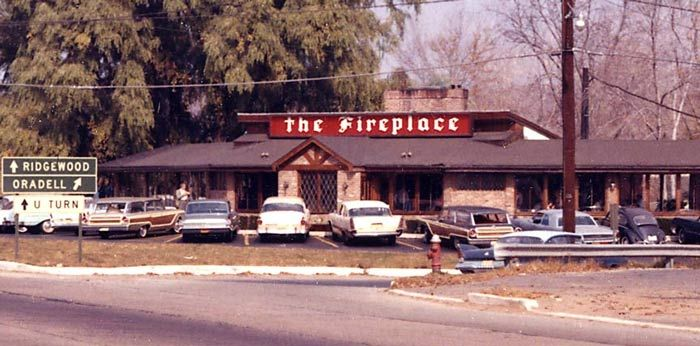 The Fireplace In Paramus 1965 Classic Restaurant Garden State