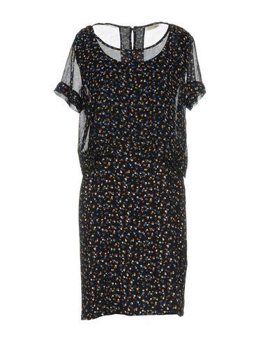 NÜMPH Women's Short dress Black 8 US