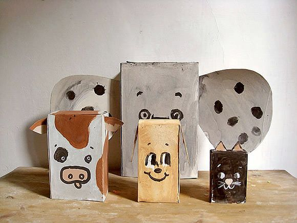 Upcycled cereal box nesting dolls cereal dolls and box upcycled cereal box nesting dolls ccuart Choice Image