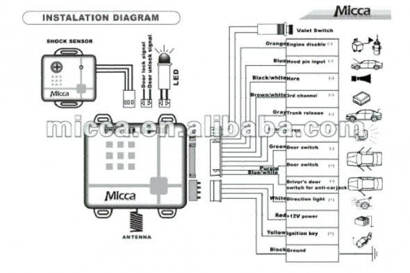 Prestige Alarm Wiring Diagram  Con Im U00e1genes