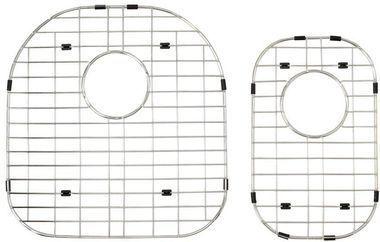 LOTTARE 800107 Bottom Grid Set Double Bowl 70/30 or reverse