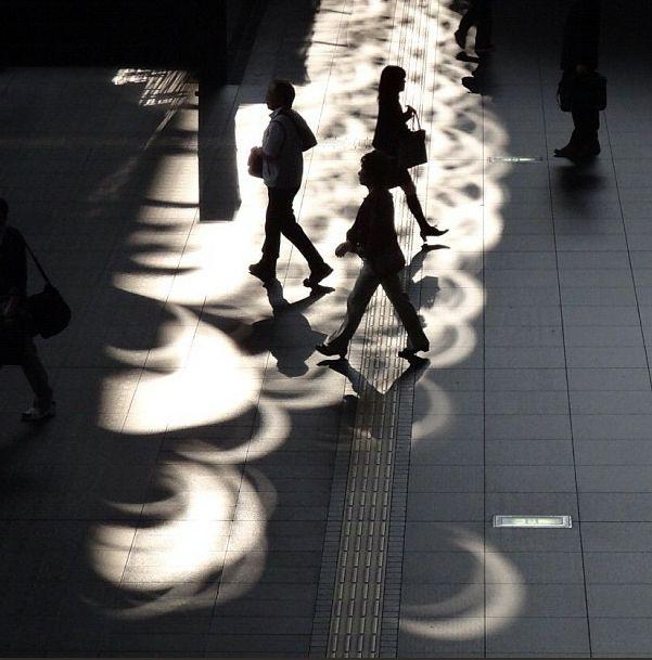Source: instagr.am- Eclipse Shadows so amazing!
