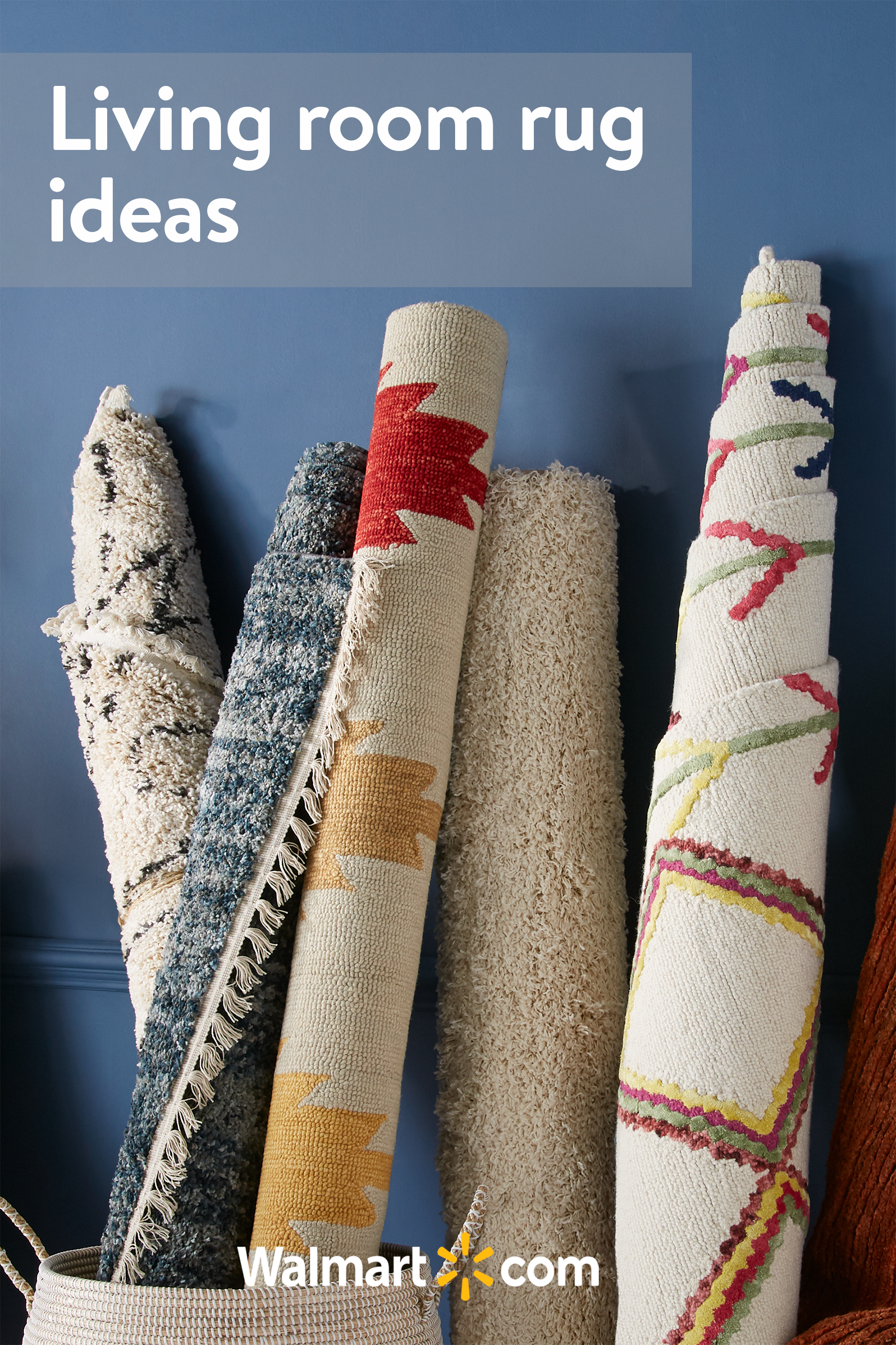 Roll Out A New Look With Stylish Rugs From Walmart Complete The