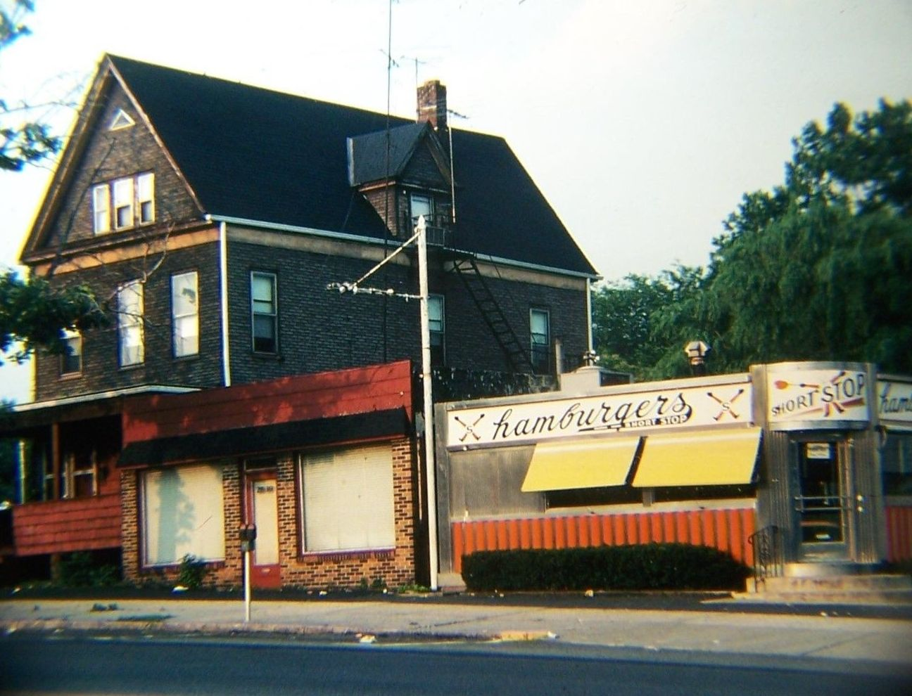 The Short Stop in Belleville NJ - 1960's | Newark new ...