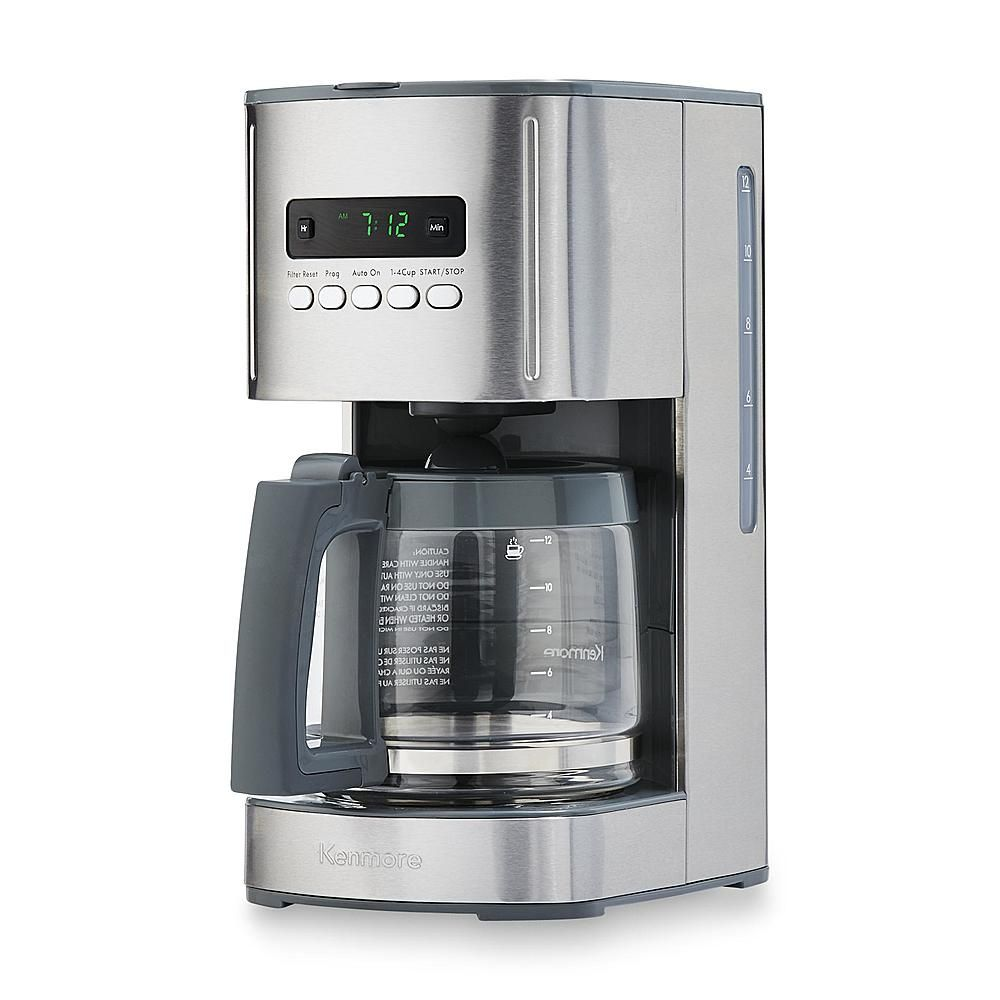 Kenmore 12-Cup Programmable Aroma Control Coffee Maker—Sears | Home ...