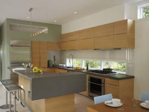 Único Cocina Moderna De Nueva York Ideas Ornamento Elaboración ...