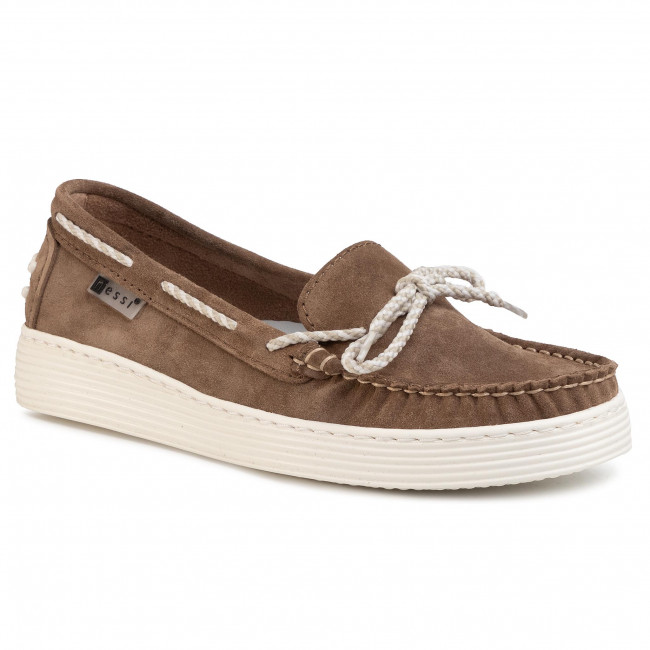 Mokasyny Nessi 19507 Bez W1 Mokasyny Polbuty Damskie Eobuwie Pl In 2020 Shoes Boat Shoes Sperry Boat Shoe