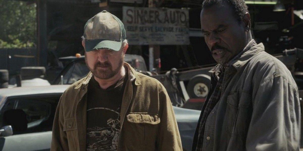 Jim Beaver and Steven Williams Supernatural: Jim Beaver Returning for Season 11 Episode
