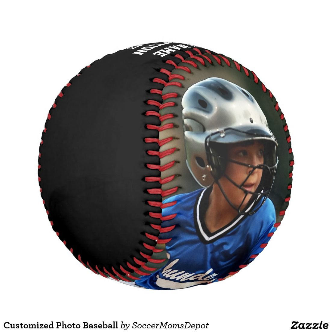 Create your own Baseball | Zazzle.com | Baseball team gift ...