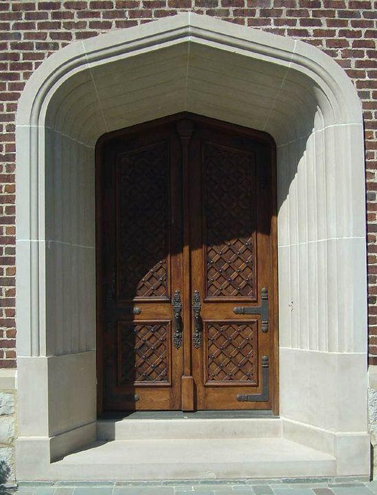Indiana Limestone Door Surround At Private Residence By Argylecutstone Com Main Entry Door Entry Doors Doors