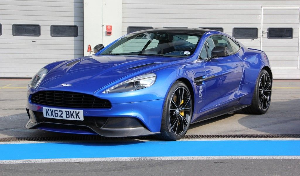 cobalt+blue+household | Published May 8, 2013 at 1200 ...Aston Martin Vanquish Blue