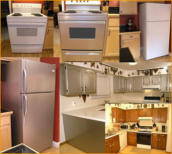 Stainless Steel Kitchen Cabinets With Oven: Pin By Lizette Krajnak On Crafts