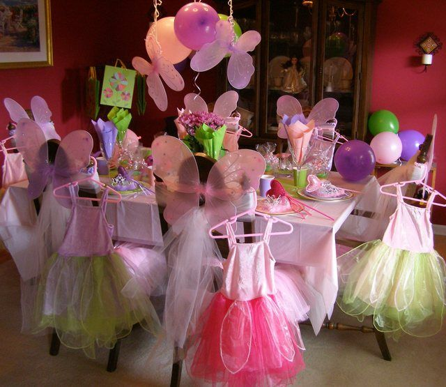 Fairy Princess Party Birthday Party Ideas Fairy Princess Party