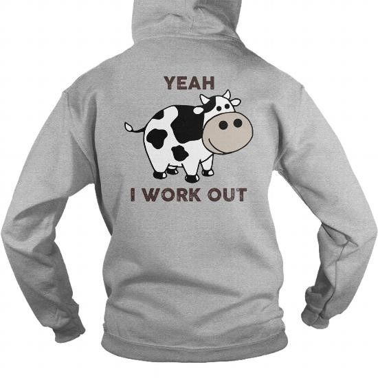 Yeah I Work Out Cows