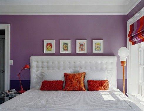 Dream To Life Orange Purple Unexpected Combination Girls