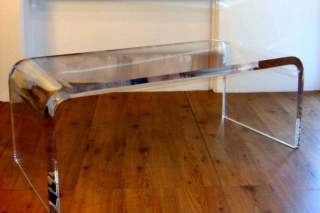 Furniture Extraordinary Clear Acrylic Coffee Table Ikea Also