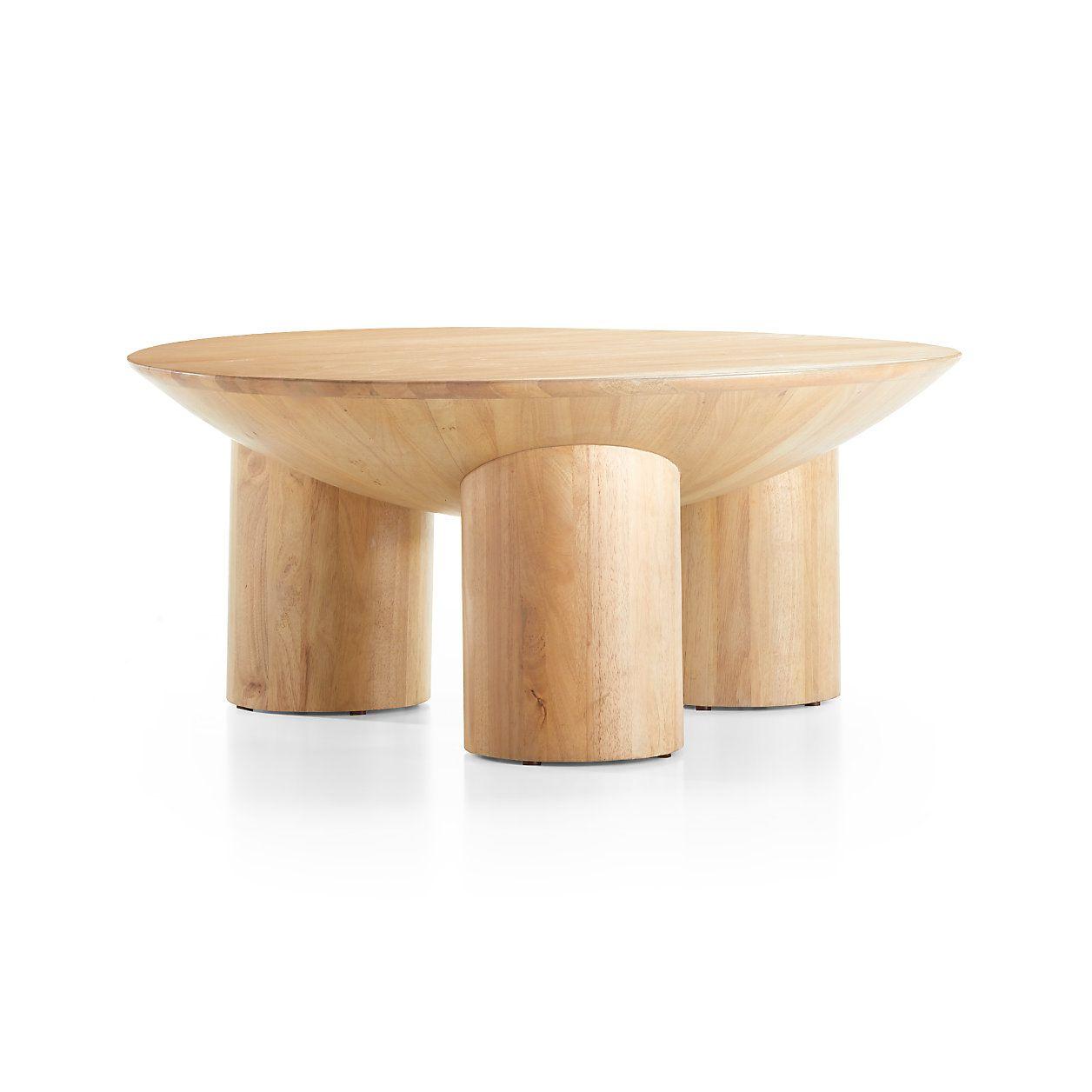 Tom Natural Three Legged Coffee Table Reviews Crate And Barrel Crate And Barrel Coffee Table Crate And Barrel Crates