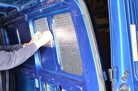 The Volkswagen T5 Transporter Van Is One Of Most Popular Vans In UK However InsulationVan Conversion
