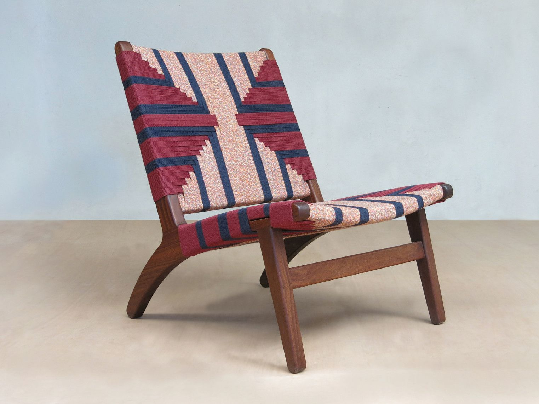 Momotombo Lounge Chair by Masaya & Co. - Dwell