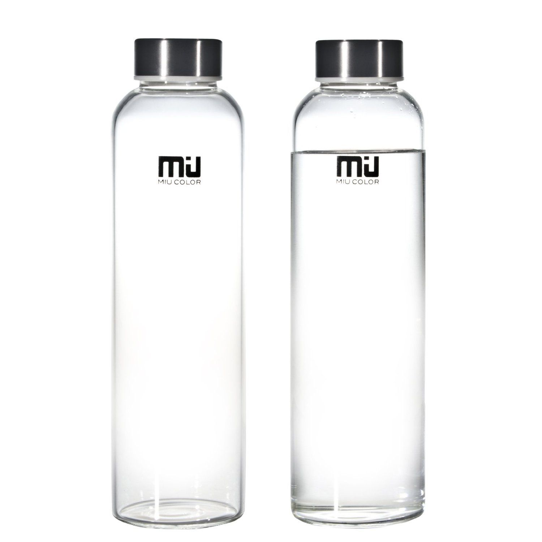 Muji Water Bottle Google Search Glass Water Bottle Bottle