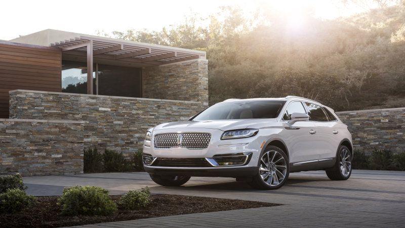 2019 Lincoln Nautilus Midsize Suv Replaces Lincoln Mkx Most Reliable Suv Best Midsize Suv Suv