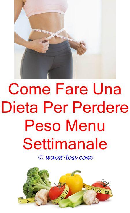 cose che posso mangiare per perdere peso velocemente